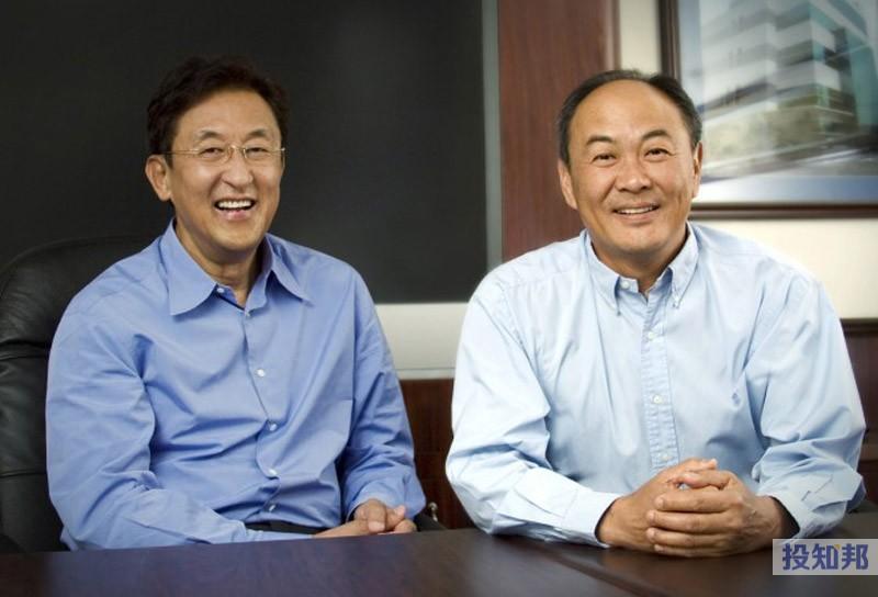 十大亚裔美国企业家(按净资产排列)